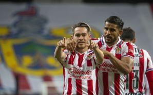 Las Chivas Rayadas del Guadalajara avanzaron a la Liguilla del…