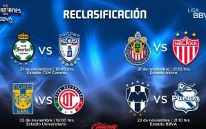 El Repechaje del torneo Apertura 2020 está programado para disputarse…