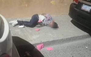 CIUDADANOS DETIENEN A LADRÓN, POLICÍA TARDA MÁS DE UNA HORA…