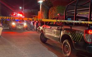 ASESINAN A MOTOCICLISTA EN LA COLONIA EL PROGRESO.