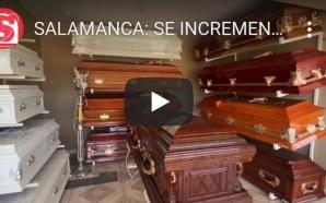 SE INCREMENTAN LOS SERVICIOS FUNERARIOS POR LA PANDEMIA EN SALAMANCA.