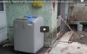 TEMOR ENTRE HABITANTES DE LA COLONIA BELLAVISTA DE VOLVER A…