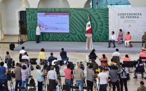 #Presidencia PRESIDENTE ANUNCIA FORTALECIMIENTO DE LA GUARDIA NACIONAL; HABRÁ MÁS…