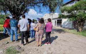 DECENAS DE PERSONAS VIVEN SIN ESCRITURAS EN SALAMANCA
