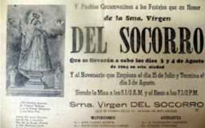 #Tiemposquenovolverán LA VIRGEN MARÍA DEL SOCORRO DEL PUENTE EN SALAMANCA.