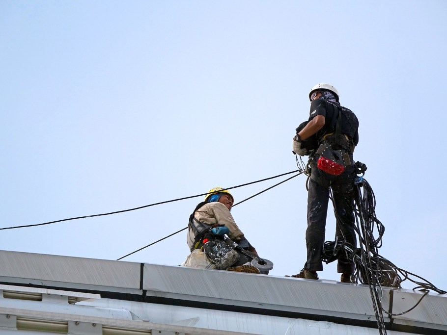 importance of safety harness