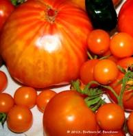 Orange you wanting a tomato?