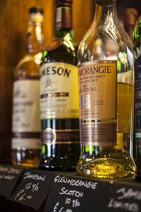 Salmon Leap Whiskeys