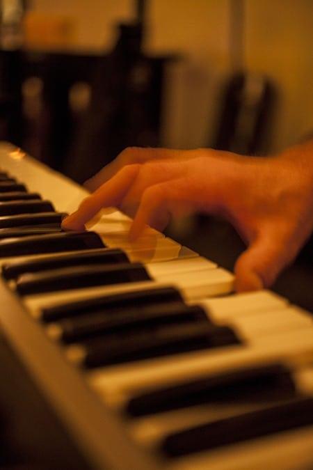 450 piano keys