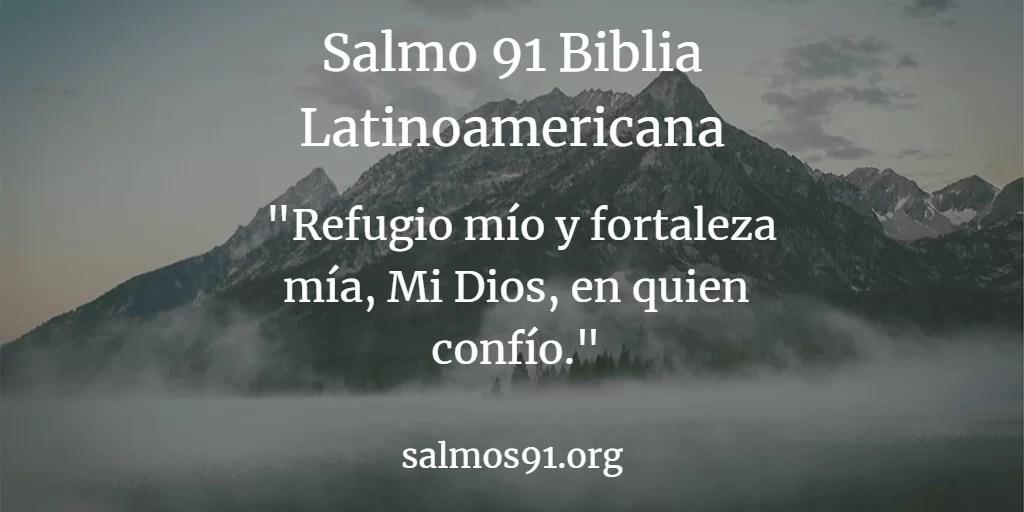 Salmo 140 De La Biblia Catolica