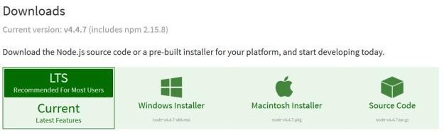UpdateNodeJs_DownloadNodeJsLTS