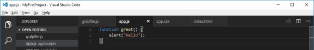WebStack_VSCodeAppJs