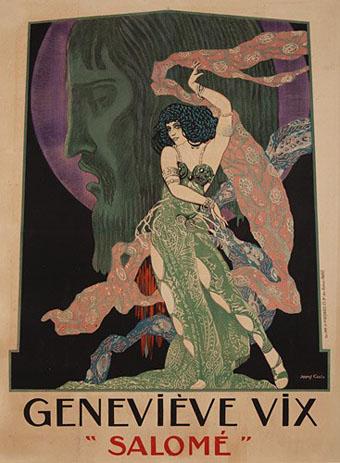 Geneviève Vix, Salomé (1920)