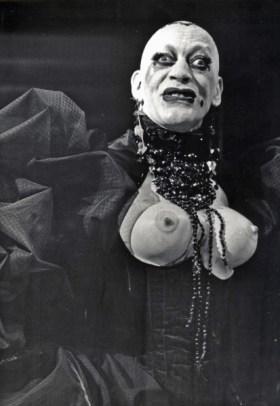 Jack Birkett as Herodias
