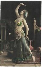 Maud Allan, Salomé c. 1908