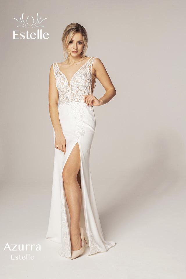 suknia ślubna Azurra