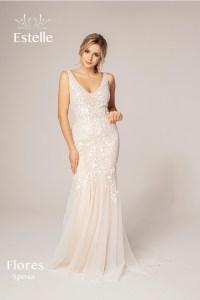 suknia ślubna Flores