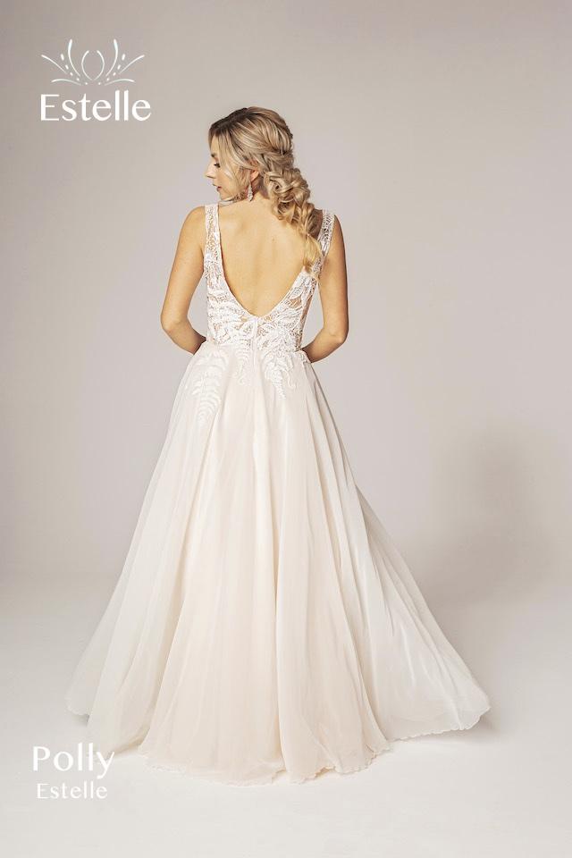 suknia ślubna Poly