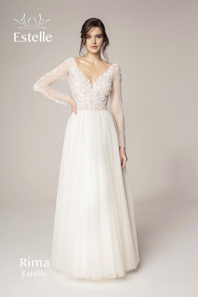 suknia ślubna Rima