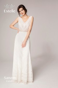 suknia ślubna Sanem