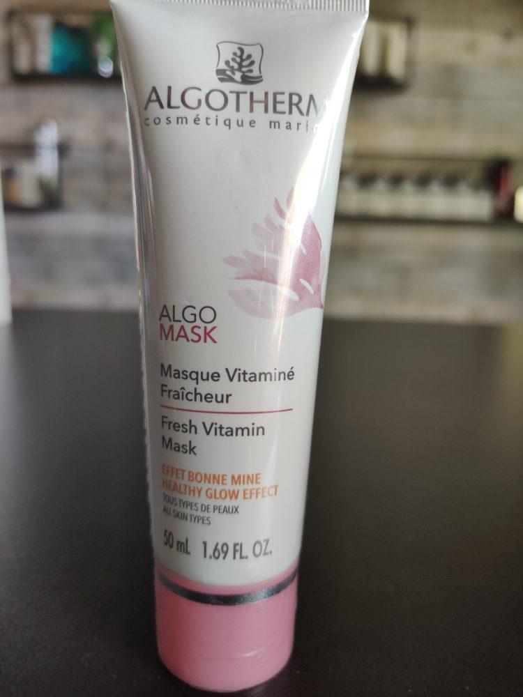 Verfrissend vitamine masker
