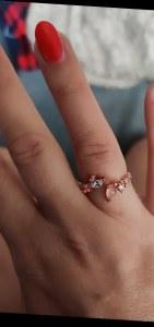 Ring Spring romantique