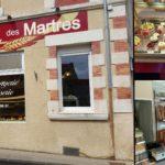 BOULANGERIE PÂTISSERIE au bout de la rue du Salon - Le pain des Martres