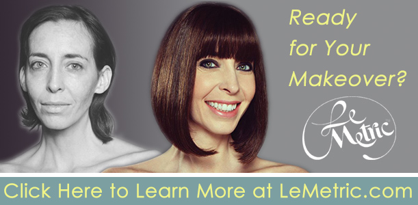 Are you ready for your LeMetric hair makeover?