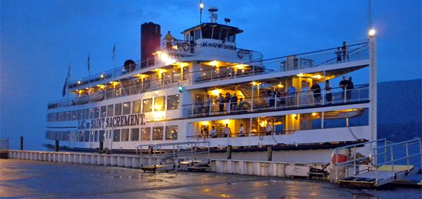 lake george dinner cruise