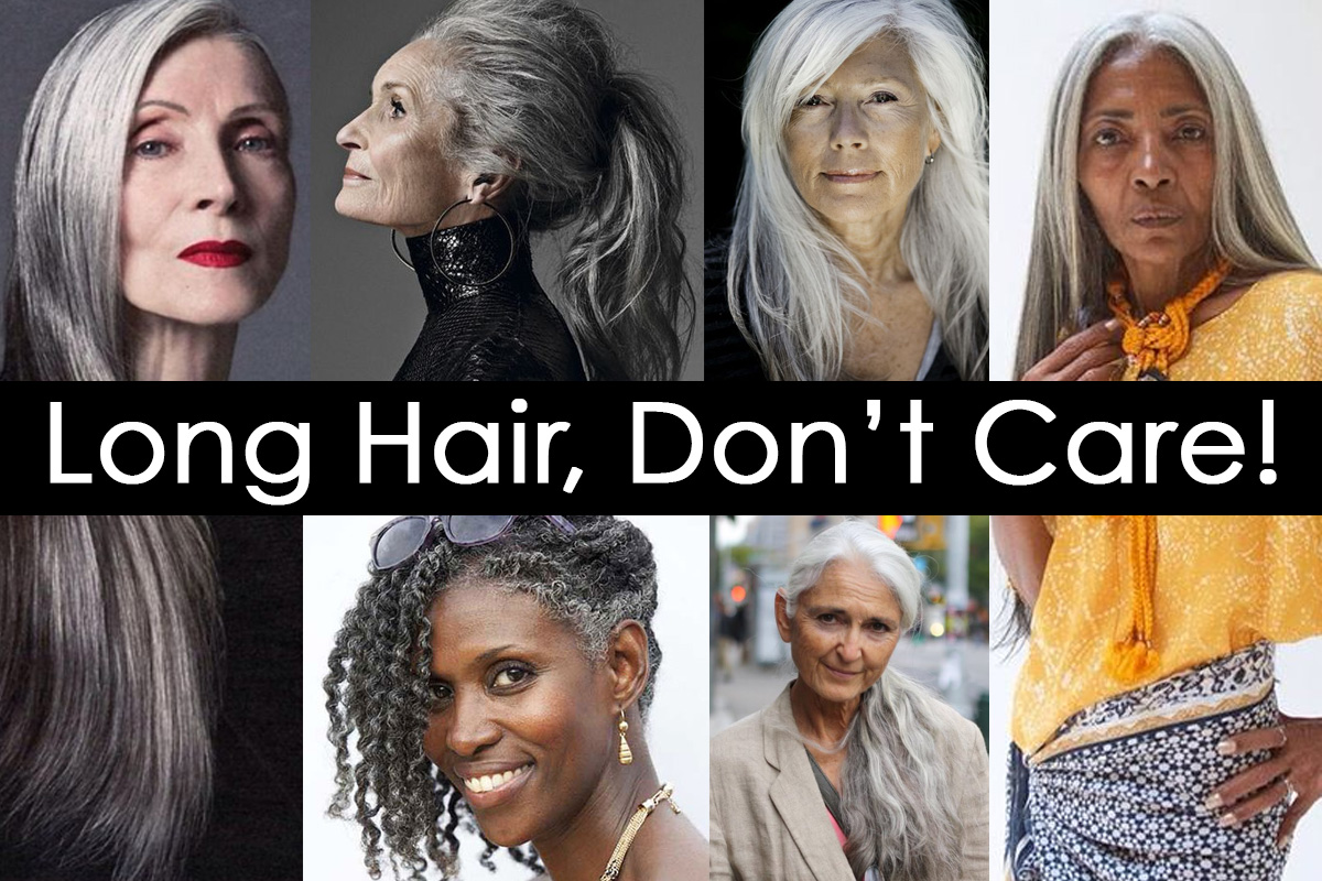 About That Ridiculous Older Woman Short hair Rule | LeMetric.com