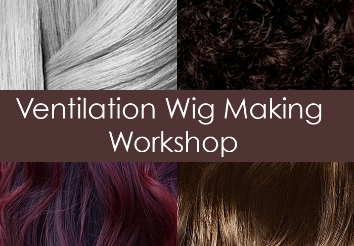 LeMetric Ventilation Wig Making Workshop