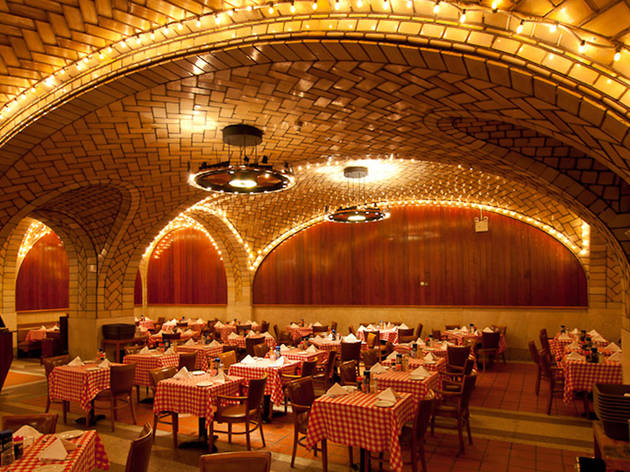 The Great Hall at Grand Central Terminal