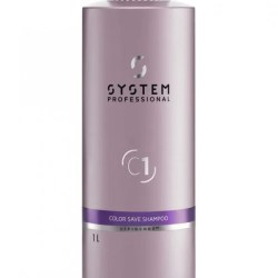 System Professional Color Save Shampoo 1000ml