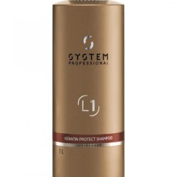 System Professional Keratin Protect Shampoo Luxe Oil 1000ml