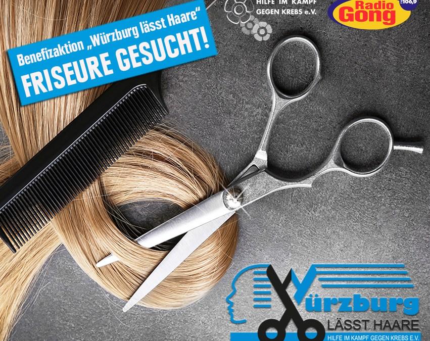 Friseure gesucht!