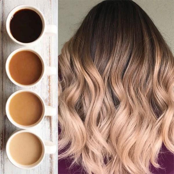 hair color melt