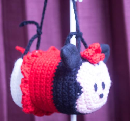 編みぐるみ、名前募集