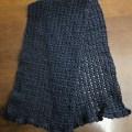 生徒作品 かぎ針編み 夏ストール