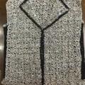 Aさんシルクのセーター完成