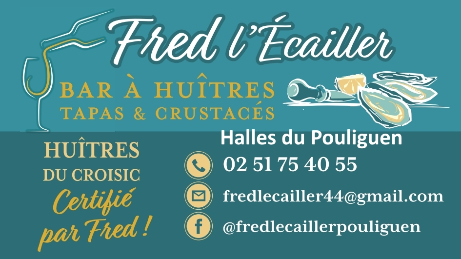 FRED L'ECAILLER