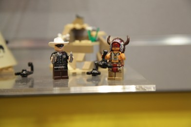 THE LONE RANGER 5 LEGO