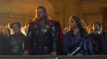Thor & Jane en Asgard