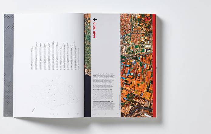 Atles Metropolis Barcelona AMB