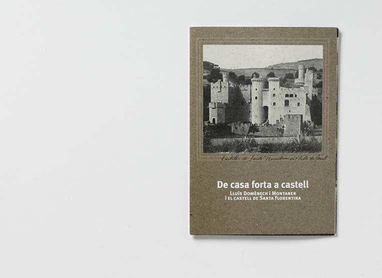 Santa Florentina, casa forta, Domènech i Montaner, Canet
