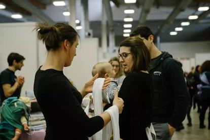 Salone del babywearing 19
