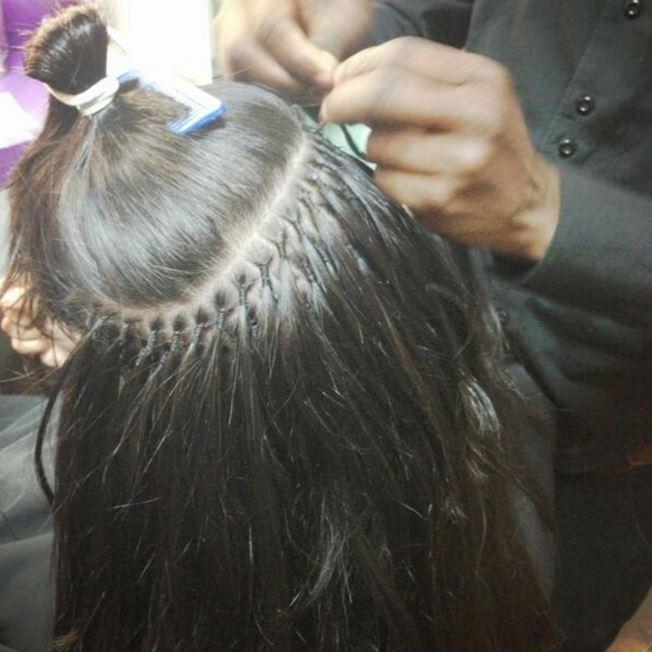 Brazilian Knot Hrfrlngning Butik Amp Salong Fairwithhair