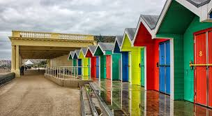 Barry beach huts