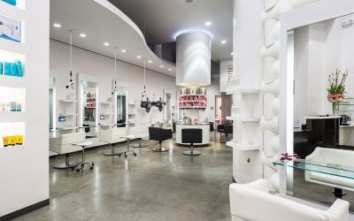 North American Hairstylist Awards  (NAHA) Salon Design Finalist (2013)