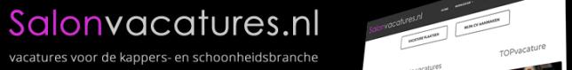 Salonvacatures.nl - de vacaturewebsite voor kappers, schoonheidsspecilisten, nagelstylisten, pedicures en wellness medewerkers