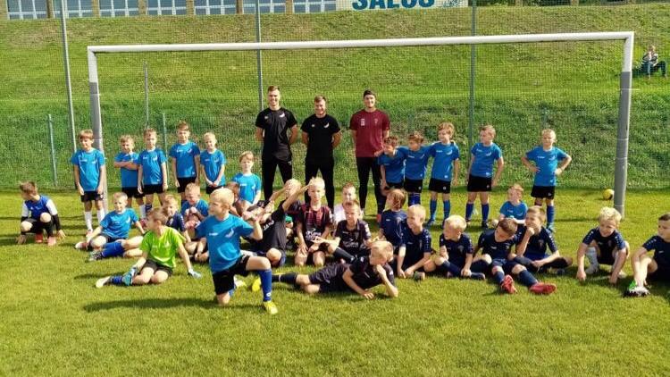 Mecz towarzyski rocznika 2012 i zwycięskie starcie Juniorów Młodszych